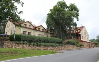 Hotel Gold **** v obci Chotoviny u Tábora