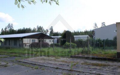 Prodej výrobní haly, prostoru 19 894 m² Nové Hrady