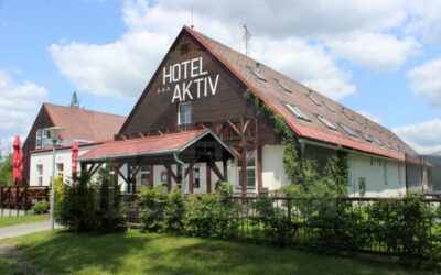 Prodej ubytovacího zařízení 3 000 m² u Lipna