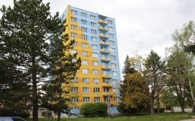 Byt 3+1 v Milevsku