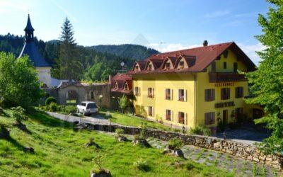 Prodej hotelu, penzionu, 950m2, Rožmberk nad Vltavou