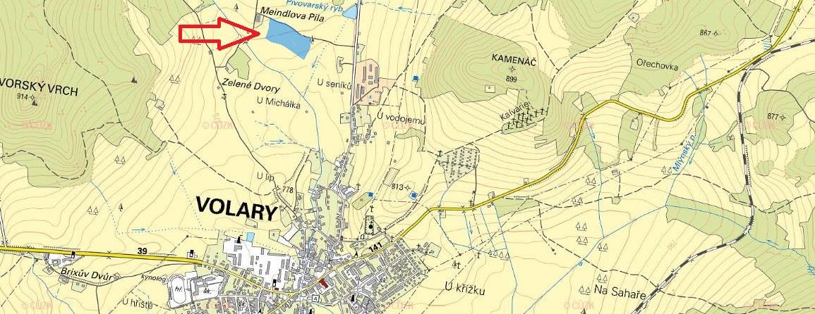 mapa KN 2