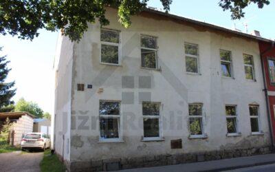 Prodej činžovního domu České Velenice