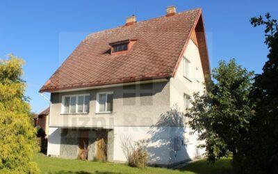 PRODÁNO — Prodej rodinného domu, Kamenný Újezd