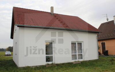 Prodej rodinného domu, 120m2, Rapšach