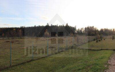 Prodej stavebního pozemku, 2500m2 Slavonice