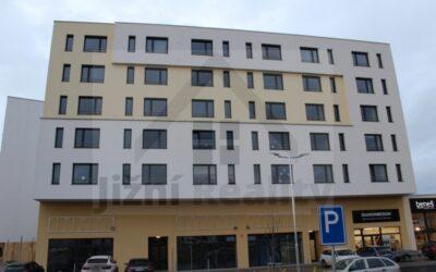 Prodej bytu 1+kk, garsoniery, 40m2, České Budějovice