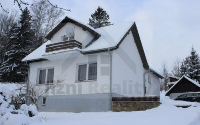 Prodej rodinného domu, 130m2, Benešov nad Černou