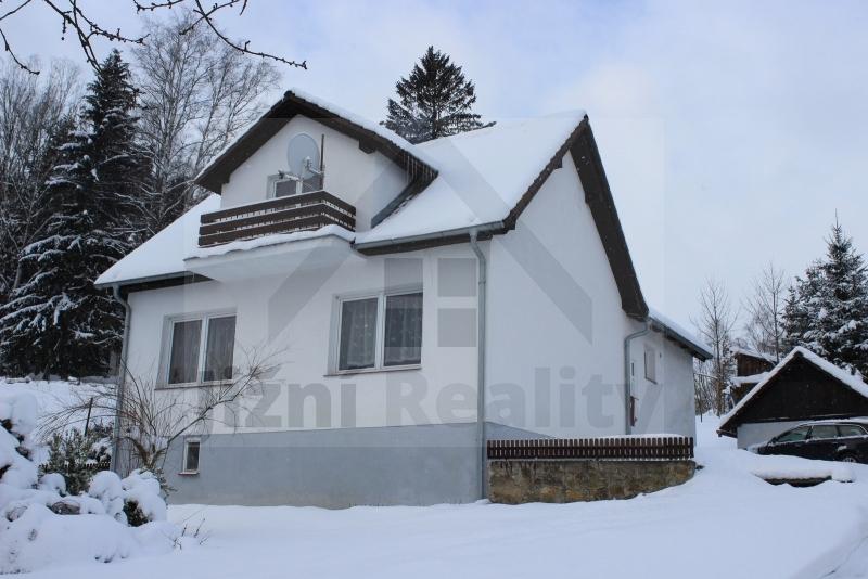PRODÁNO – Prodej rodinného domu, 130m2, Benešov nad Černou