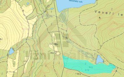 Prodej lesa, 83300m2, Nové Hrady