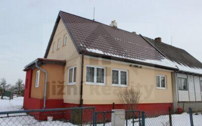 Prodej rodinného domu, 90m2, Byňov, Nové Hrady