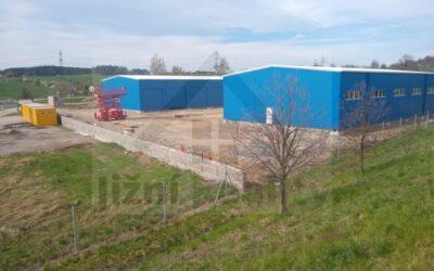 Pronájem výrobního objektu 500 m²